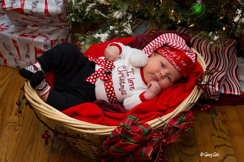 Sophia's 1st Christmas