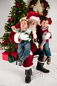 KRK with Santa 2011-19