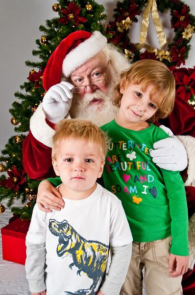 KRK with Santa 2011-204