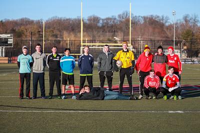 B+ Soccer Tournament