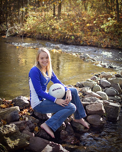 MHS Volleyball Portraits  | 2015