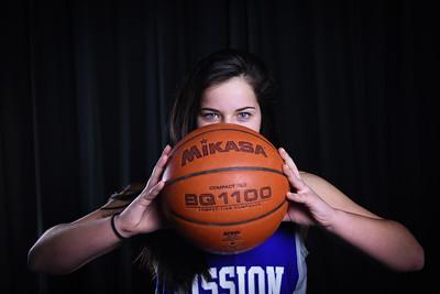 Mission Girls Basketball Team | 2016-17