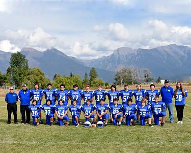 Mission MS Football | 2018
