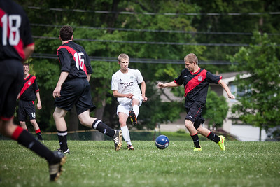 UDSC Black Knights 06-08-14 vs Towamencin