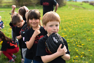 Tee-Ball 2018 | Mission Dragons