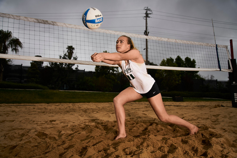 ADLEE VAN WINDEN, Cal Poly Beach Volleyball