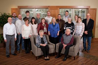 February 2015 Spotts Family