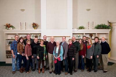 Spotts Extended Family 2013