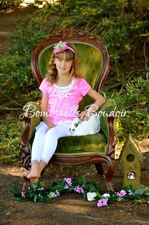 Kylie Schank Spring Portraits