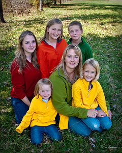 Staci Hooker And Family 2011