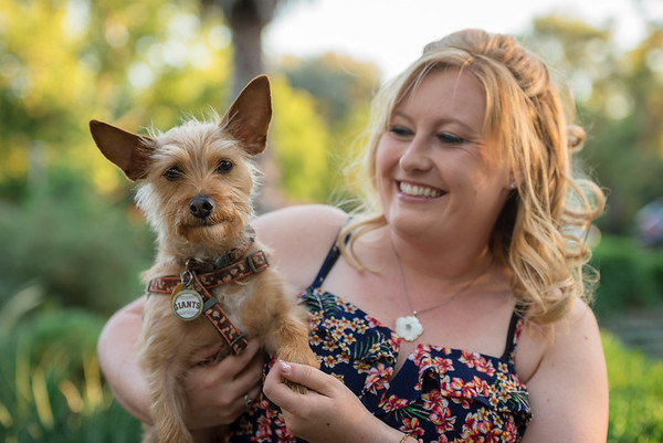 Stacy Bowdish Graduation Portraits