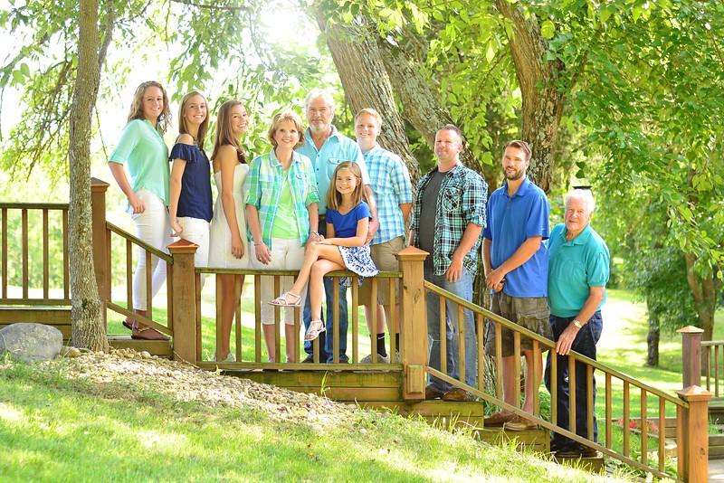 Stahlheber Family