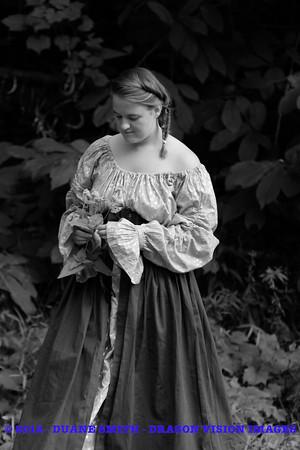 Stephanie B. Tavern girl dress 20120907
