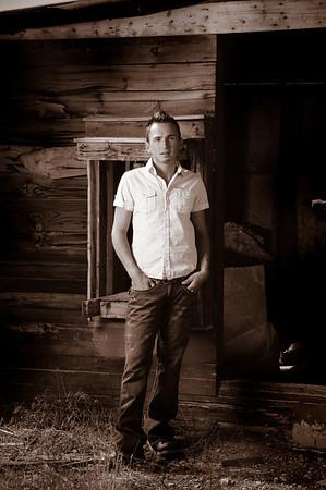 Stephen Anderson Portraits