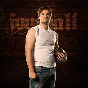 Steven Football wall