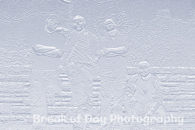 band group fx bas relief