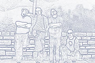 band group fx photocopy