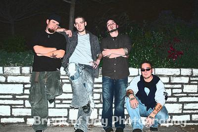 band group fx film grain