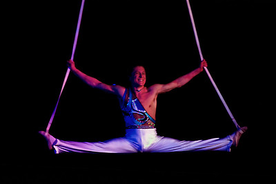 Russian Acrobat. SDC World Fest - 4/06
