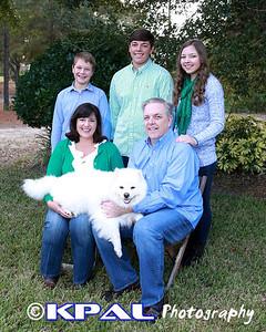 Stroud Family 2013-11