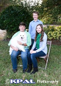 Stroud Family 2013-14