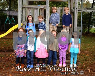 Rock Hill Preschool 2015