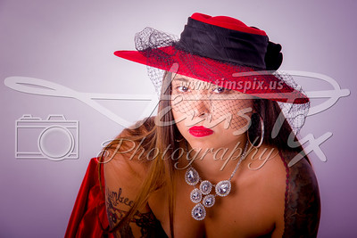 Lydia Red Hat 1