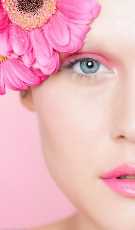 Beauty - with Gerbera Flower