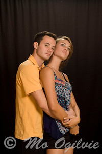 Model shoot with Alexis & Jordan