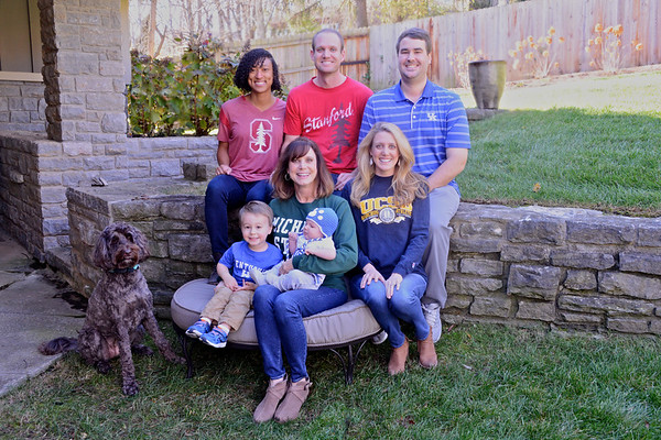 2017 November family pictures