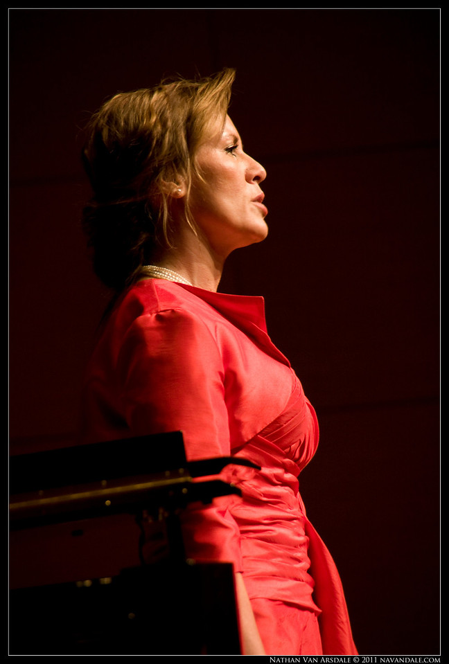 Suzanne M. Stone. Senior Recital at the University of Nevada at Las Vegas Doc Rando Recital Hall. November 22, 2011.