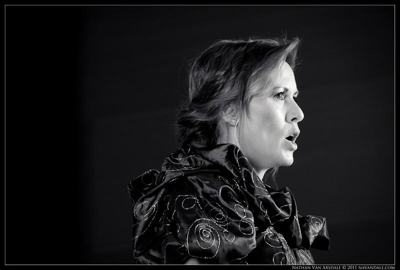 Suzanne M. Stone. Senior Recital at the University of Nevada at Las Vegas Doc Rando Recital Hall. November 22, 2011.