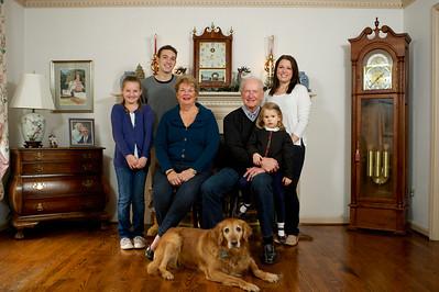 Sweeney Family 2013