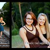 Sweet Sixteen - Friends Audra Hartley & Kellie Huffman :
