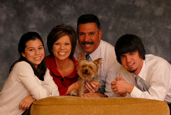 THE SANCHEZ FAMILY