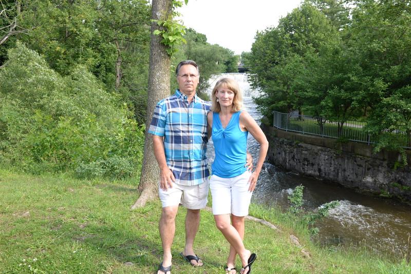 Tammy and Craig