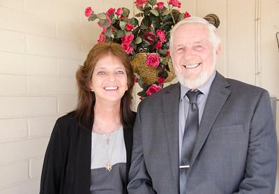 Tammy & Ron smile  porch0808
