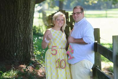 Tara & MIke Engagement