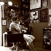 "A returning customer getting tattooed at South Shore Tattoo Company in Massapequa, NY.<br />  <a href=""http://sstattooco.com/"">http://sstattooco.com/</a>"