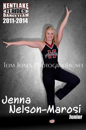 Jenna Nelson-Marosi