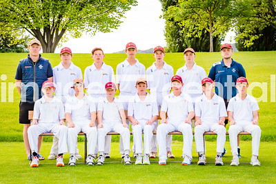 North Otago Cricket Rep Team at the District Tournament, 17 - 19 December 2018, at Molyneux Park in Alexandra, New Zealand.  18 December 2018. Copyright images Clare Toia-Bailey / image-central.co.nz