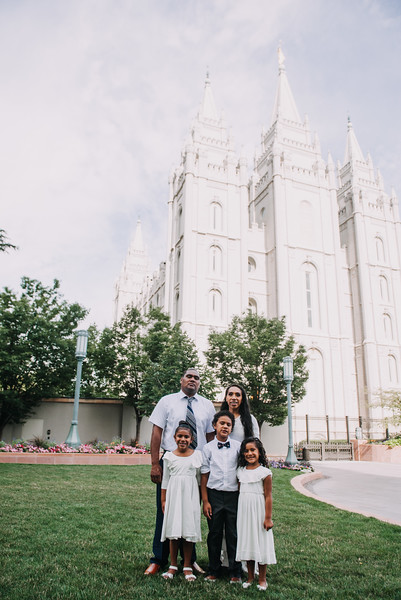 Nau Family  // Utah Family Photographer