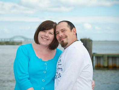 Teresa & Brian