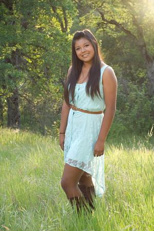 Teresa's Senior Pix 4-21-13