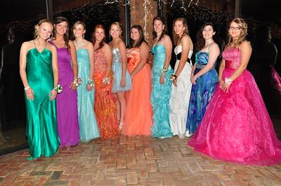 2013 DCA Prom Formals