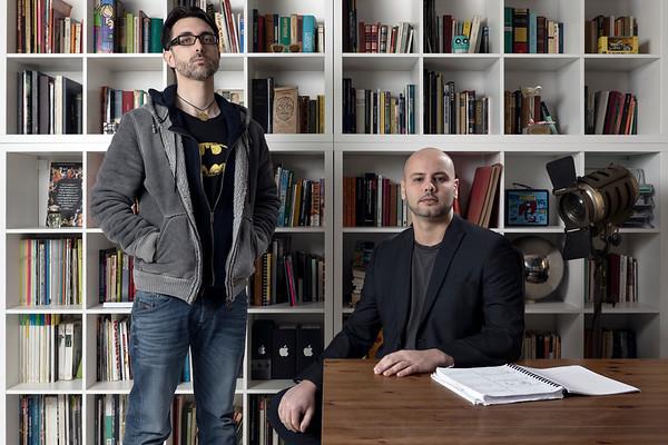 Fabio Guaglione & Fabio Resinaro, directors, screenwriters, producers