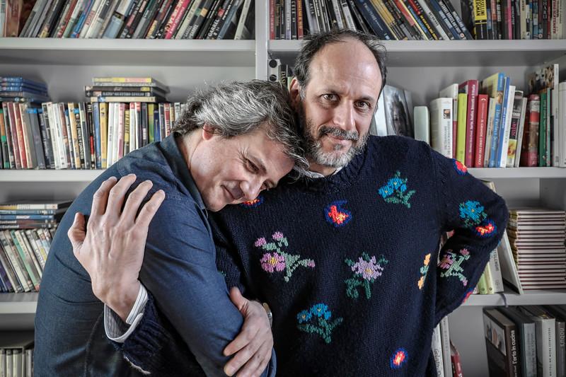 Luca Guadagnino & Francesco Alò
