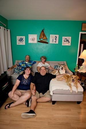 The Hoak Whited Family, Spring 2018