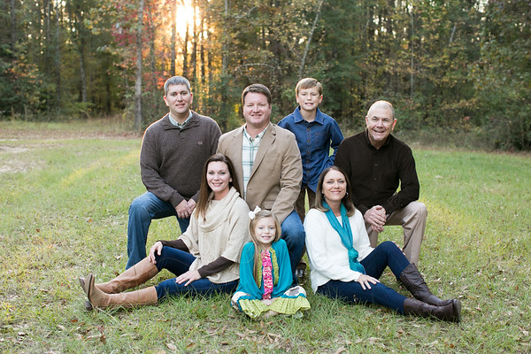 The Hollis Family