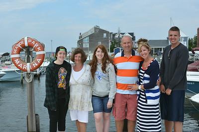 The Marsh Family 2014-08